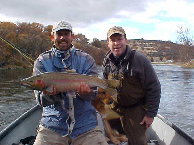 klamath river fly fishing guide