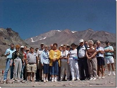 Mt Shasta Tour Group