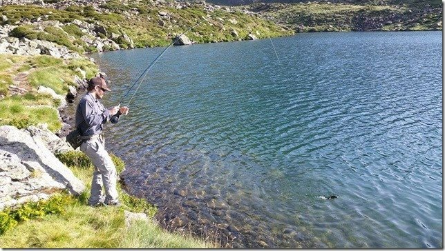 Pyrenees Mountain Lakes