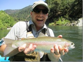 jack trout northern california fly fishing guides