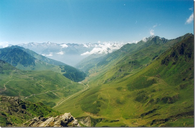 Amazing Pyrenees Mountains