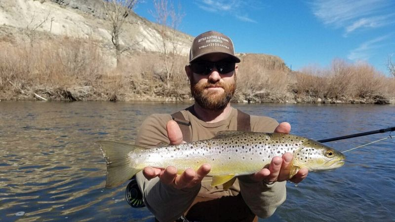 Truckee River Fly Fishing Guide NV
