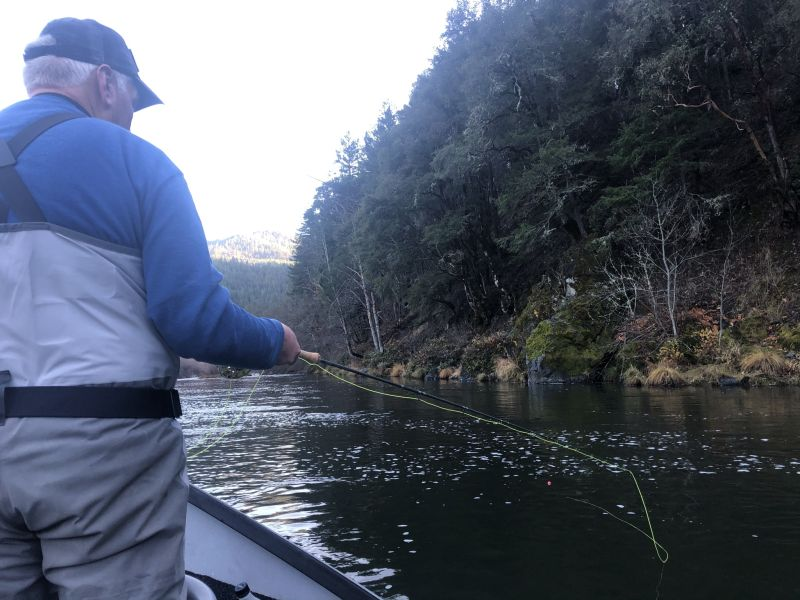Most Scenic Productive Areas on The Middle Klamath River