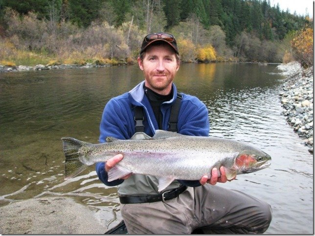 trinity river fly fishing guide