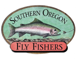 Proud Member Southern Oregon Fly Fishers