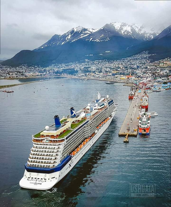 Ushuaia Puerto Madryn Day Trips Fly Fishing Off The Cruise Ship