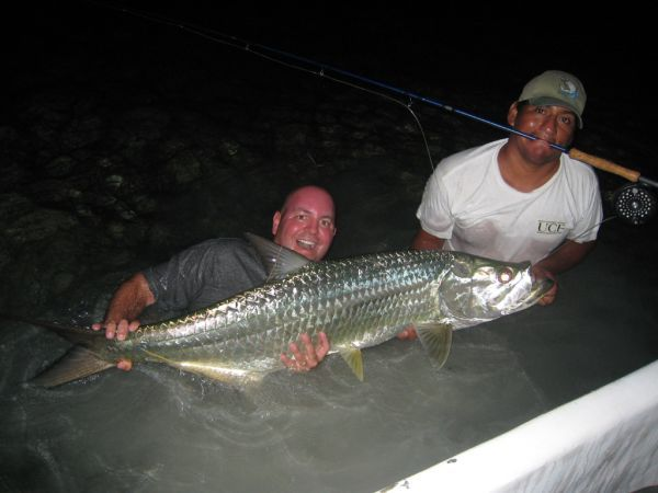 belize fly fishing guide