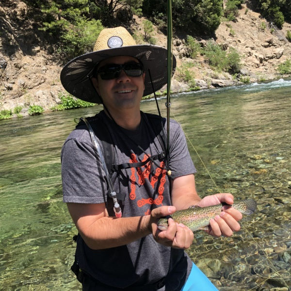 Upper & Lower Yuba River Fly Fishing